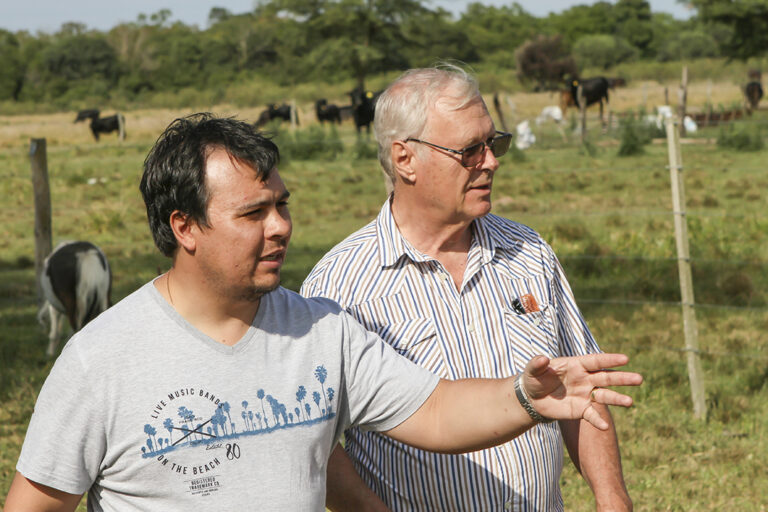 David y Kenth Johansson, Star of Hope Argentina