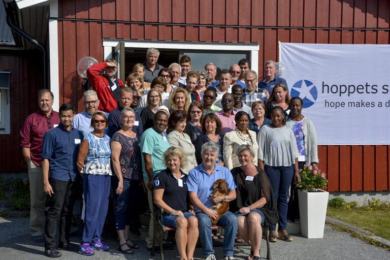 Reunión en 2015 de Star of Hope